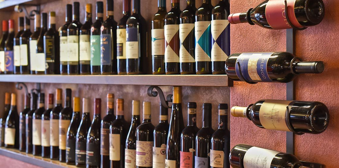 immagine in evidenza per la cantina, vini